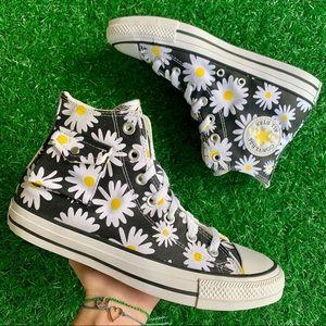 Converse All Star Ctas Pocket Hi Floral